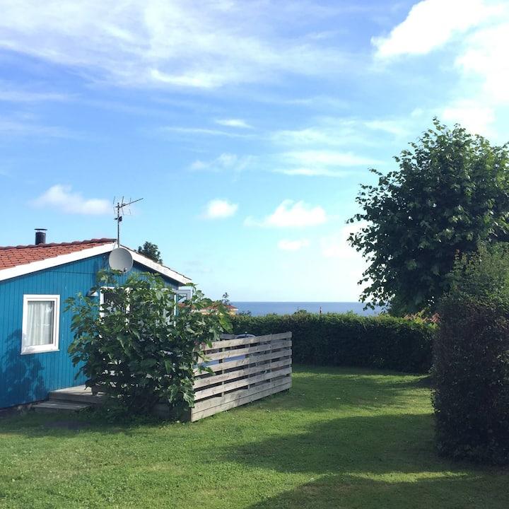 Skønt sommerhus i Sandvig-Allinge