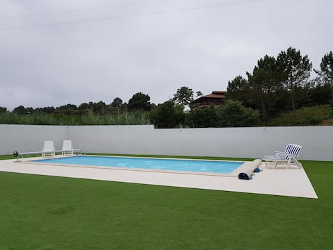 Apartment with pool in Foz do Arelho