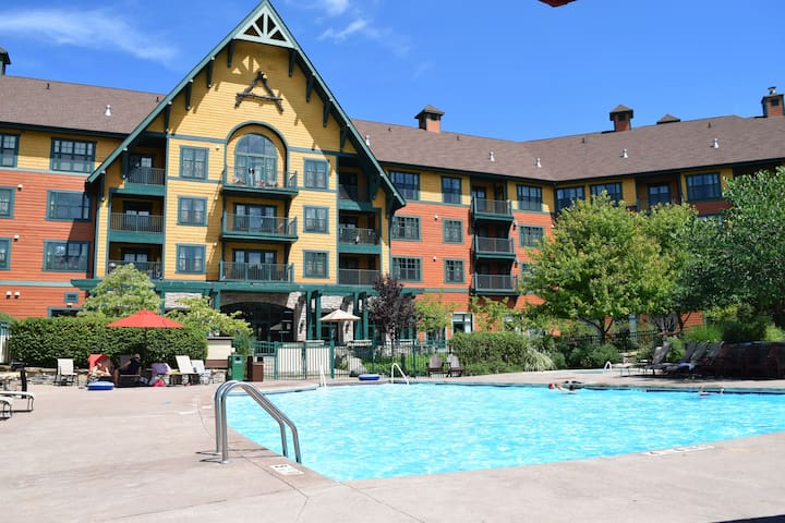 One bedroom condo at Mountain Creek Ski Resort - Vernon Township - Apartamento