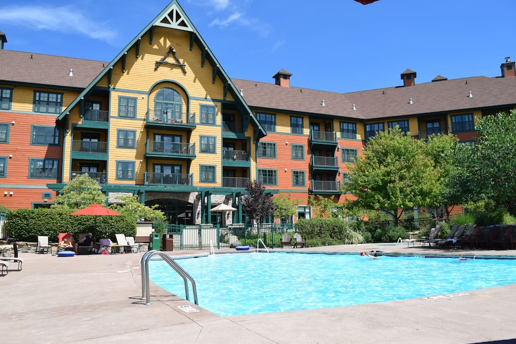 One bedroom condo at mountain creek resort apartments - One bedroom apartments in new jersey ...