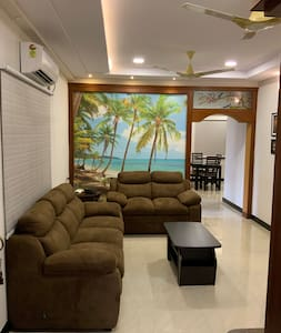Satya Homes-3BHK Apt,Near MVP Signal,Families Only