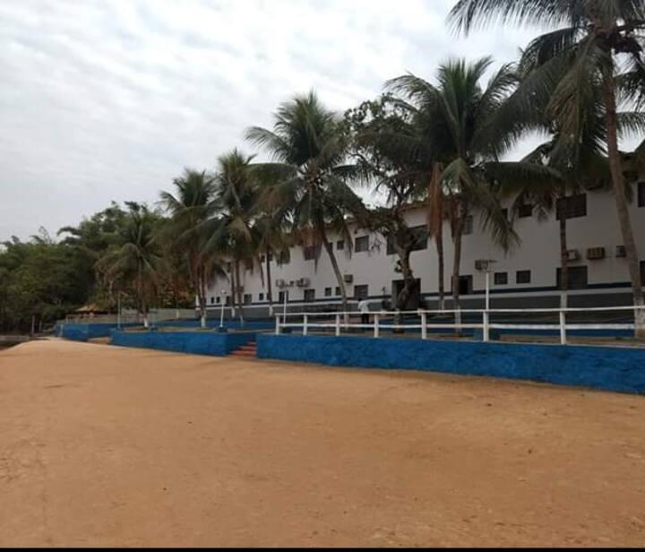 Coxim - ms Hotel Pintado Azul