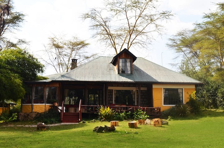 Ole-itiko Cottages - A Tranquil Family Retreat.