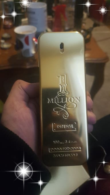 You can smell like a million bucks