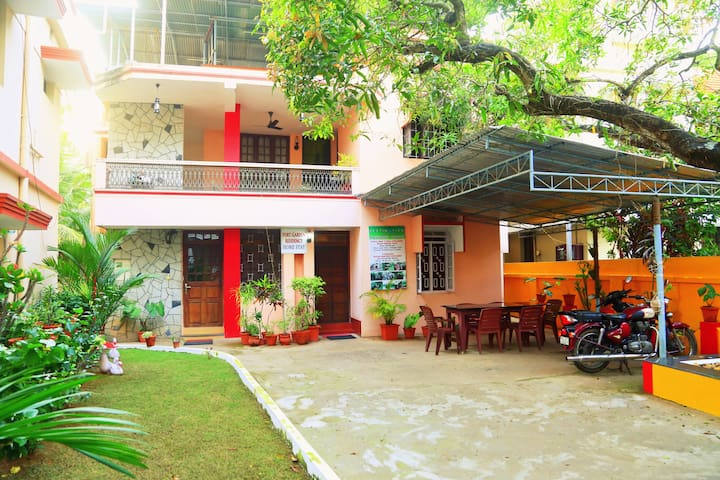 Fort Garden Residency - Kochi - Bed & Breakfast