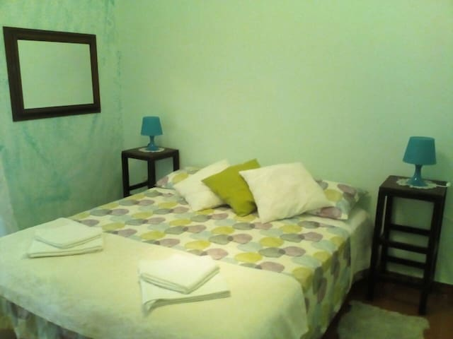 Room,Etna double bed or single beds - Nicolosi - Villa