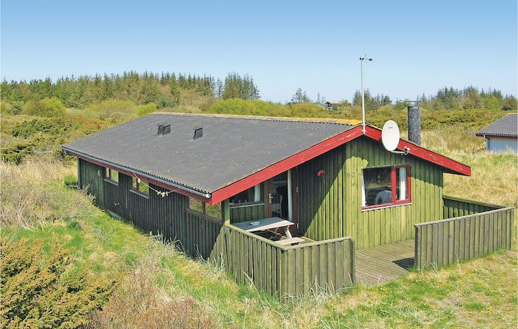 Holiday cottage with 3 bedrooms on 72 m² in Hirtshals