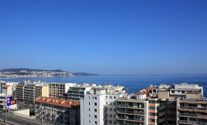 ★ My Nice House ★ Sea View ★ 95 m2