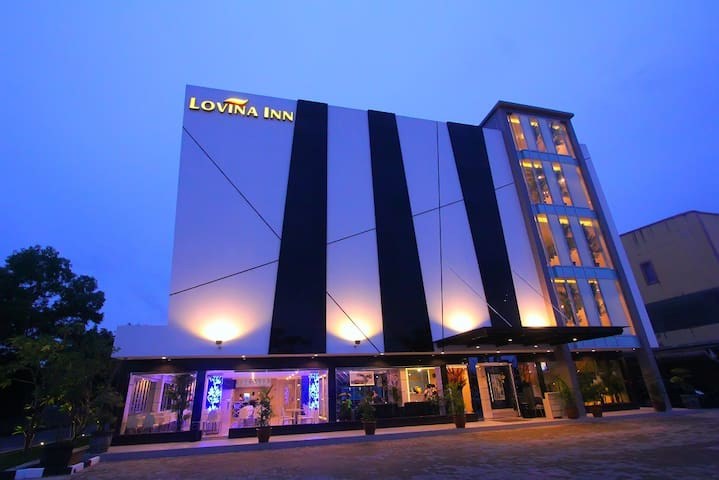 Studio Superior Lovina Inn Batam Center