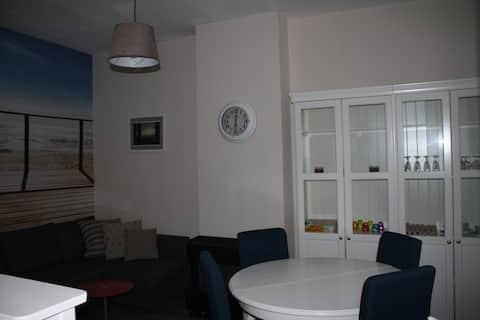 vakantie appartement in Oostende