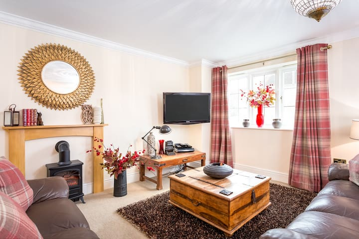 Russell Square, Broadway, Cotswolds - Broadway - Apartamento