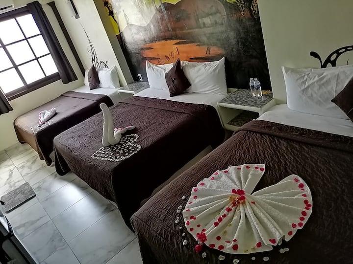Diamante Hotel lugar adecuado para relajarse