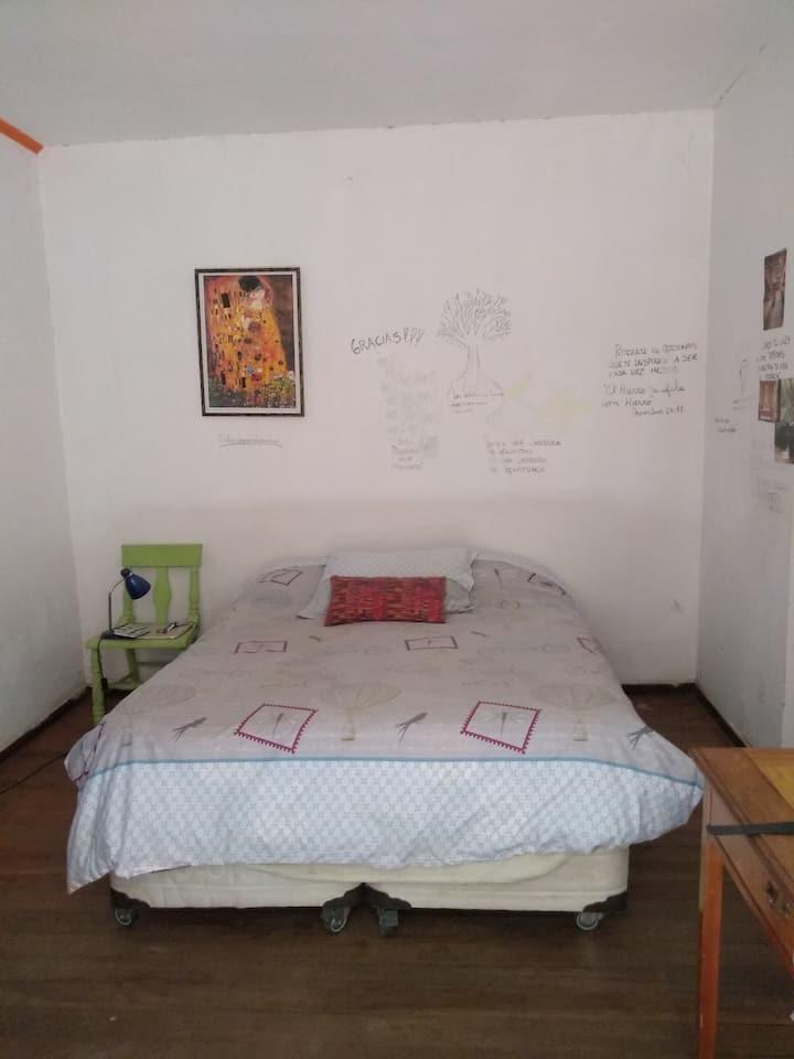 Habitación en Casa Oasis en el centro de La Serena