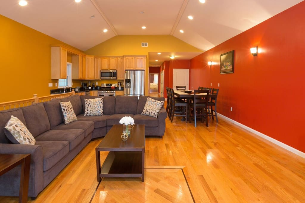 Spacious Apt 4 Bedrooms 2 Baths 20 Minutes To Nyc Apartments For Rent In Union City New