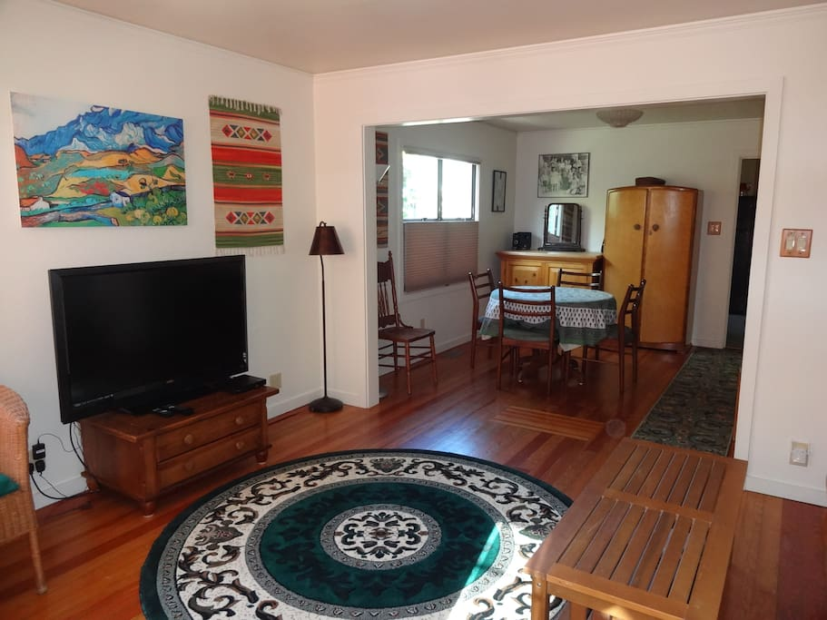 Living Room-Dining Room