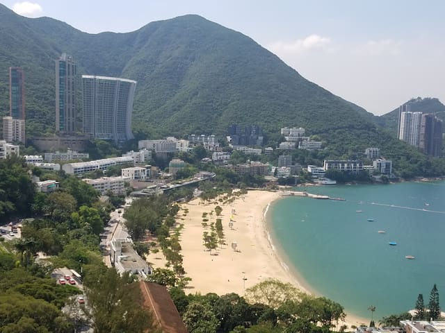 Repulse Bay beach large flat for family