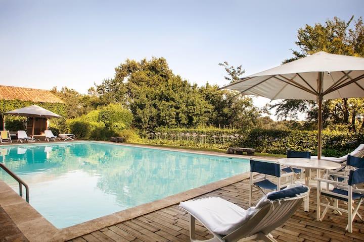 Amazing villa with private swimming pool!
