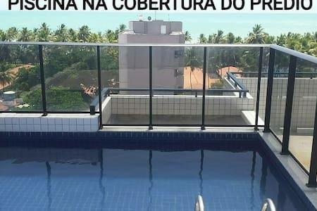 Apartamento p/Temporada 2/4 vista p/Mar de Jatiuca