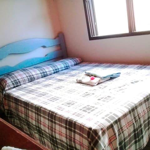 Cuarto Privado. Hostel Conceitual, Canasvieiras.