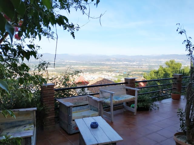 Duplex with fantastic views, relax and enjoy