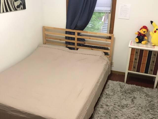 Cozy double room(金城发双人床)