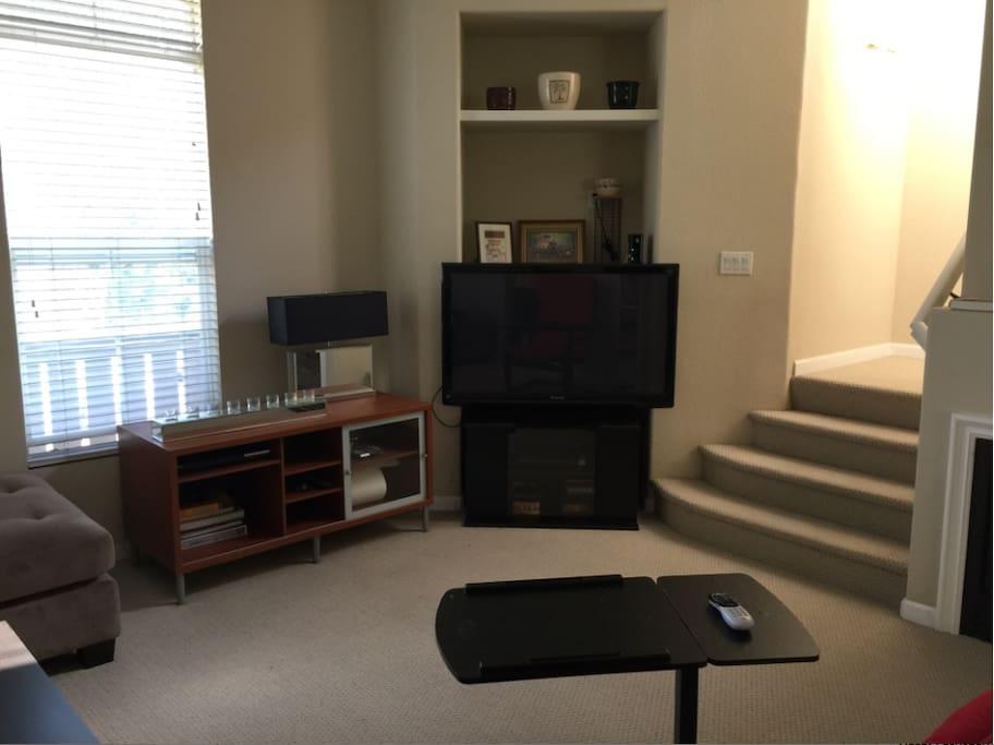 Living area (public)