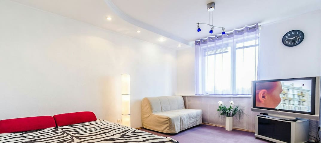 Уютная квартира рядом с Samara Arena