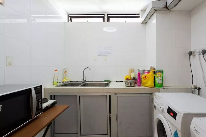 Highfloor *FullBathroom attached02 @ Chinatown/CBD