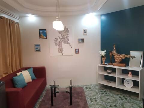 Tala Apartment 8 w/ wifi & free airport pickup