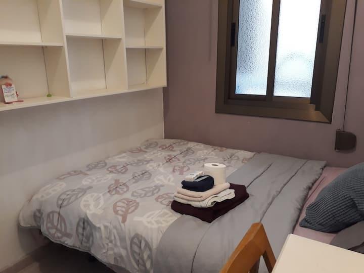 alquiler habitación pequeña a estudiantes