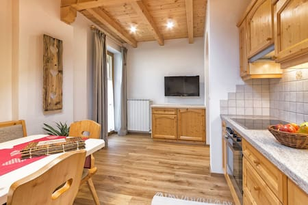 "Holiday apartment ""Enzian"" for 2 or 3 persons - Latzfons - Wohnung"