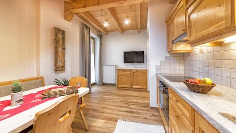 """Holiday apartment """"Enzian"""" for 2 or 3 persons"""