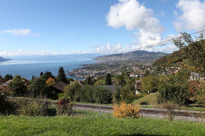 Glion proche de Montreux