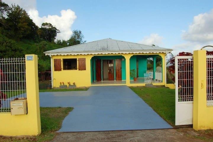"La villa ""La Haut"" - Ducos - House"
