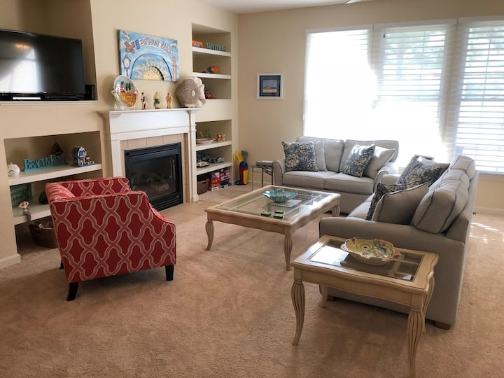 Cozy, clean 2bd/2ba w/grill-Bethany Beach/BearTrap