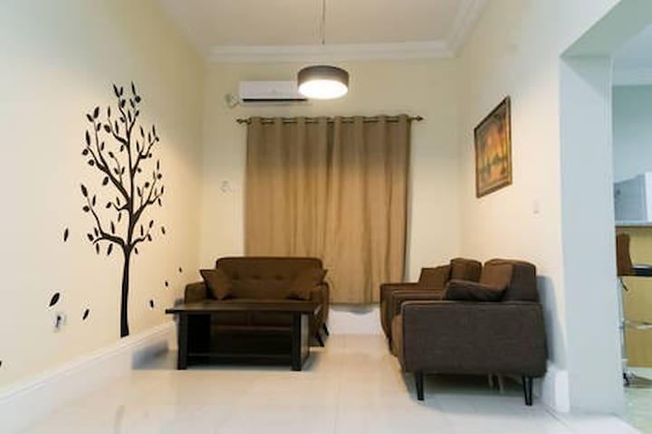 Taverna Lounge - 2 Bedroom