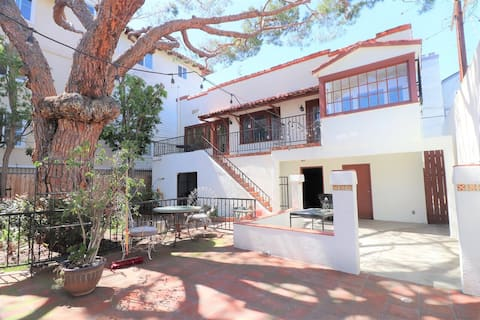 LA Spanish Colonial Oasis close to cruise terminal