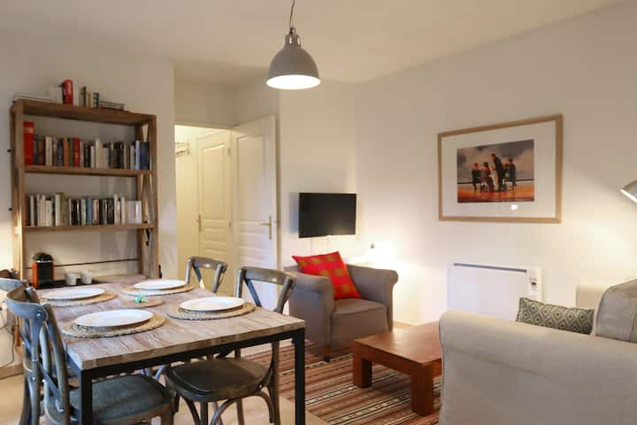 LUMINOUS APARTMENT IN THE 9TH DISTRICT OF LYON FOR 2 PEOPLE