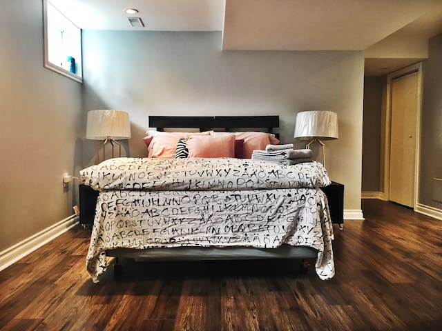 Private Bedroom Suite - Amherstview  - House