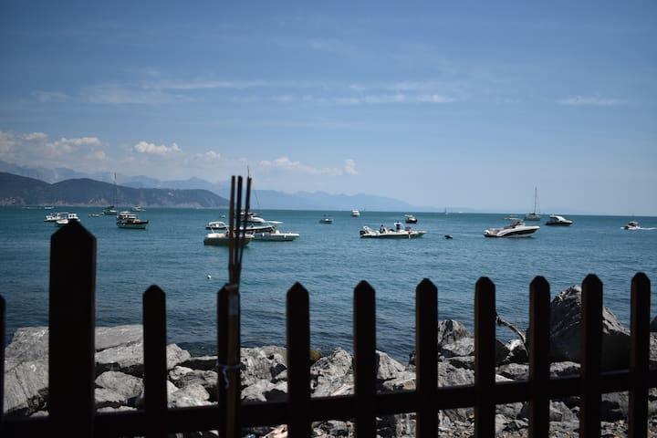 l'isola di Palmaria