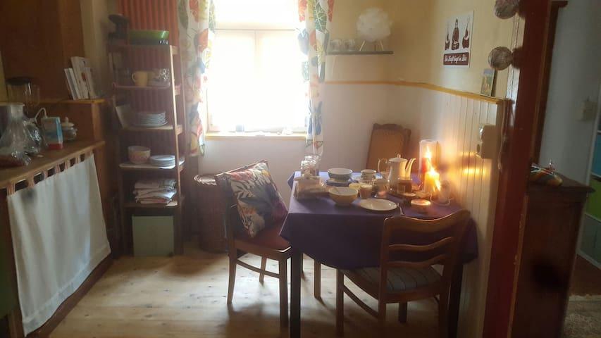 ♡Gemütlicher  Fachwerkcharme♡ - Ilbesheim bei Landau in der Pfalz - Appartement