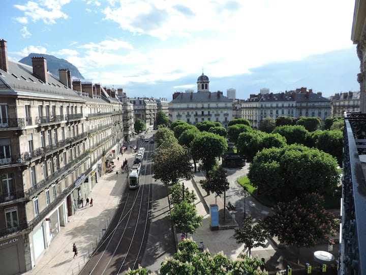 Grenoble historique hyper centre