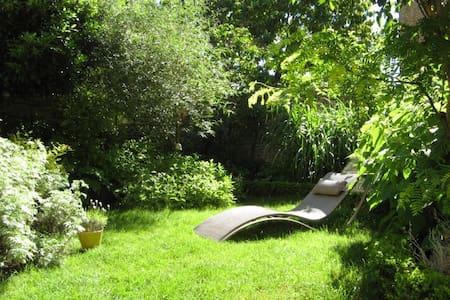 LE LOGIS DES SILENES - un espace art et nature - Savigny-lès-Beaune - Dom