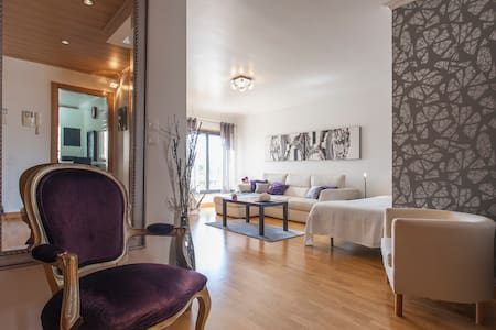 Classy Apt next to Parque das Nações and Airport - Lisboa - Wohnung