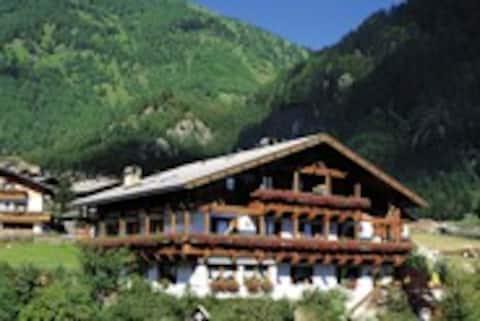 Appartment im Bergdorf