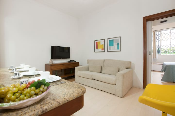 Rental Copacabana Beach Post 6