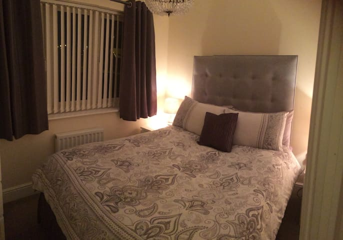The Priory Double Room