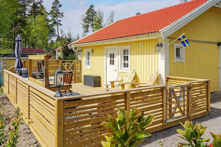 4 person holiday home in ADELSÖ