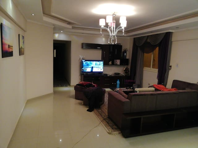 Private House at suburban King Mariout Alexandria