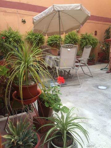 Bonita estancia tranquila céntrica - Puebla - House